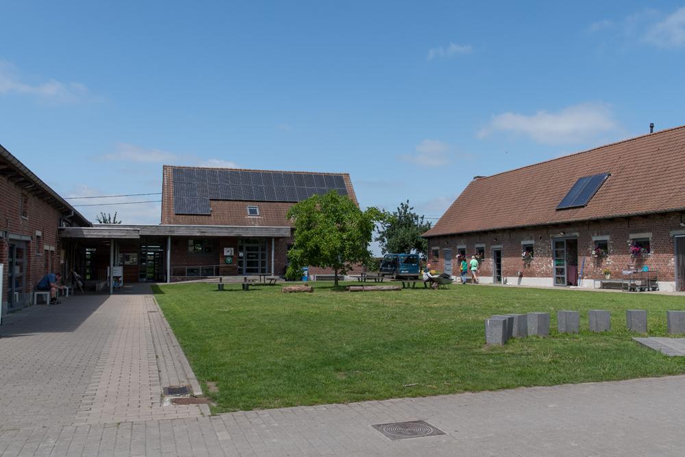Bezoekerscentrum en ecologische boerderij